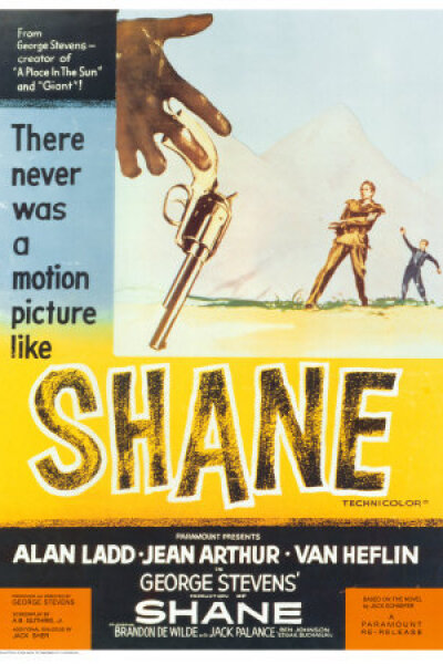 Paramount Pictures - Shane