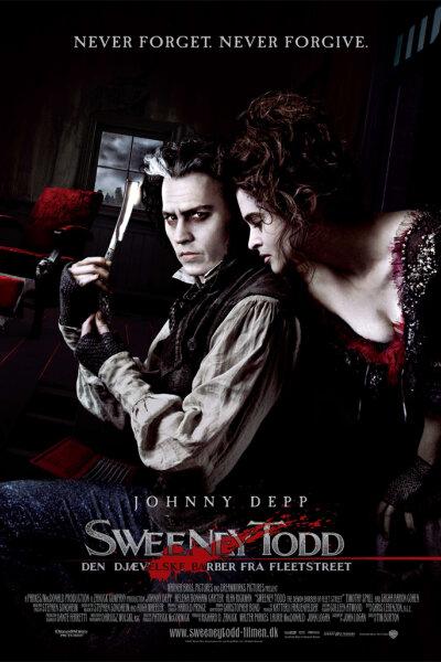 Zanuck Company, The - Sweeney Todd: Den Djævelske Barber fra Fleet Street