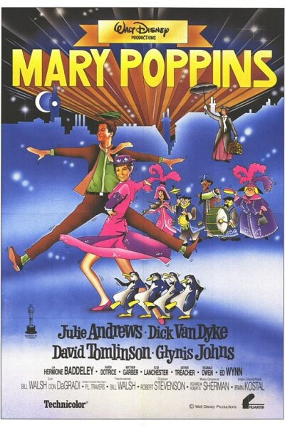Walt Disney Pictures - Mary Poppins