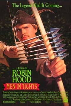 Robin Hood - helte i underhylere