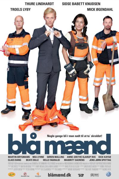 Fridthjof Film - Blå mænd