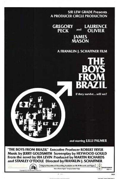 Lew Grade - Drengene fra Brasilien