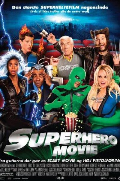 Dimension Films - Superhero Movie