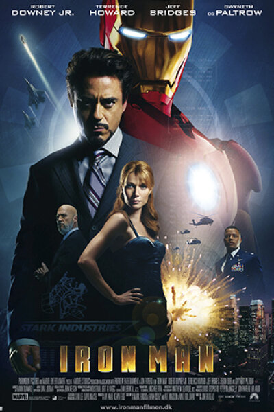 Marvel Enterprises - Iron Man