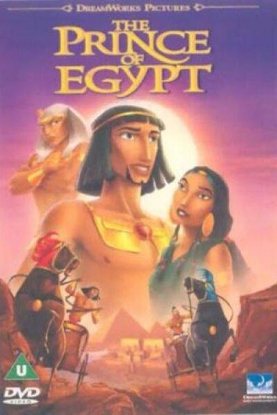 DreamWorks - Prinsen af Egypten