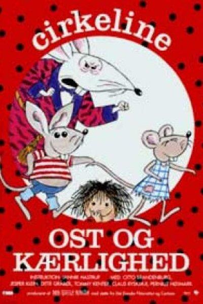 Dansk Tegnefilm Produktion - Cirkeline - Ost og Kærlighed