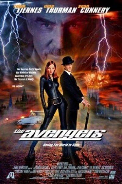 Warner Bros. - The Avengers - Hævnere i kjole og hvidt