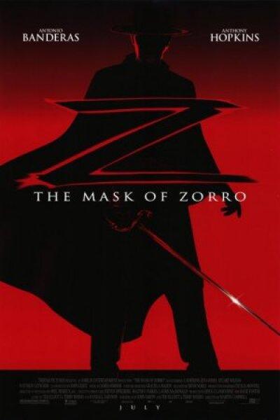 TriStar Pictures - Zorro - Den maskerede hævner