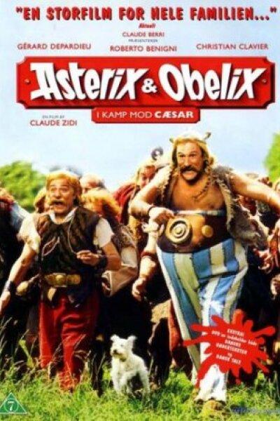AMLF - Asterix & Obelix i kamp mod Cæsar
