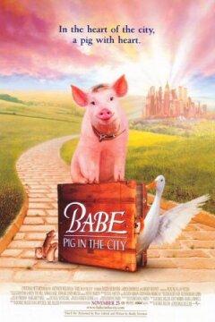 Babe - den kække gris kommer til byen