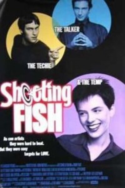 Arts Council of England - Shooting Fish