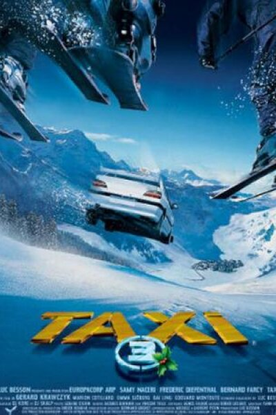 Canal+ - Taxi 3