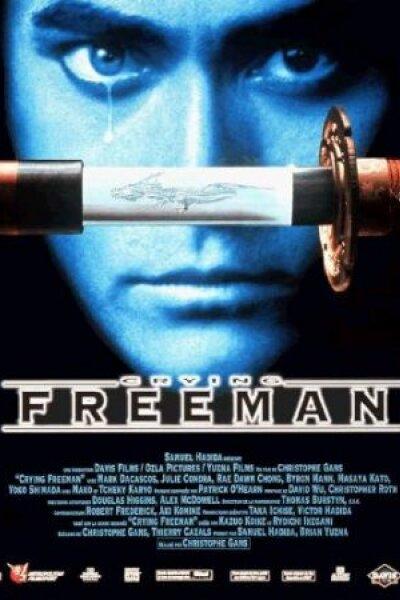 Crying Freeman Production - Crying Freeman