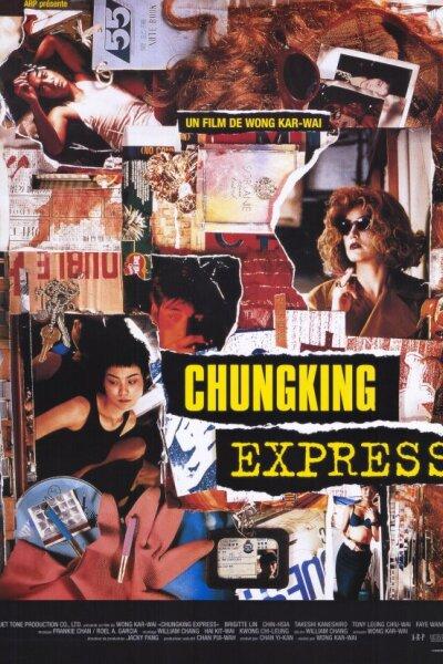 Jet Tone Production Co. - Chungking Express