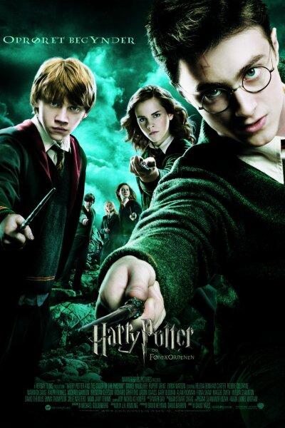 Heyday Films - Harry Potter og Fønixordenen