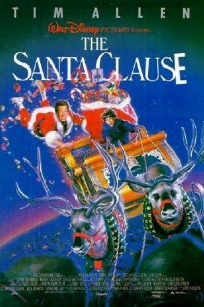 Walt Disney Pictures - Tror du på Julemanden?