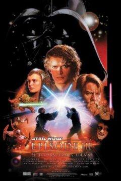 Star Wars: Episode III - Sith-Fyrsternes Hævn