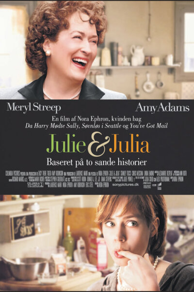 Scott Rudin Productions - Julie & Julia