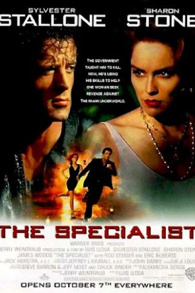 Iguana Producciones - The Specialist