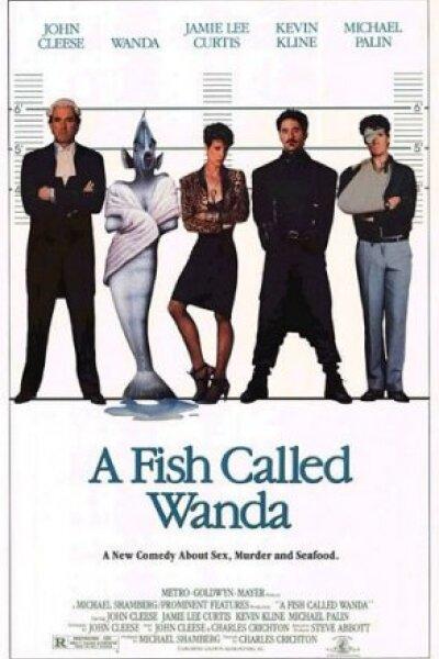 MGM (Metro-Goldwyn-Mayer) - Fisken de kaldte Wanda