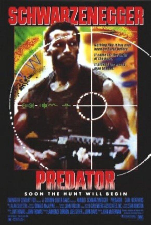 Predator - jagten er begyndt