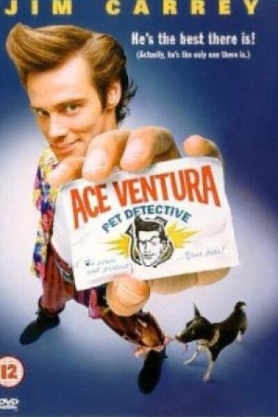 Warner Bros. - Ace Ventura - detektiv