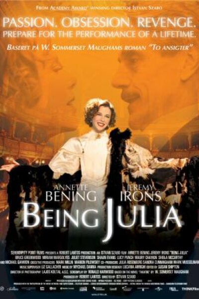 Hogarth Productions - Being Julia