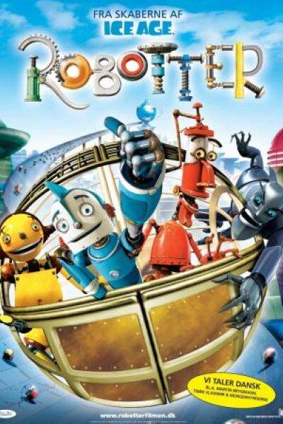 Fox Animation Studios - Robotter