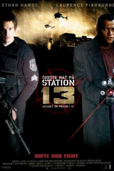Rogue Pictures - Sidste Nat på Station 13