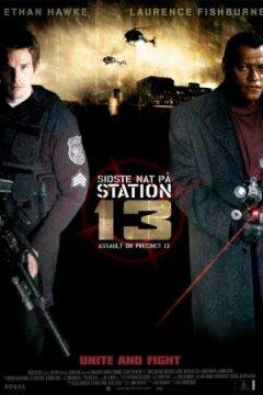 Sidste Nat på Station 13
