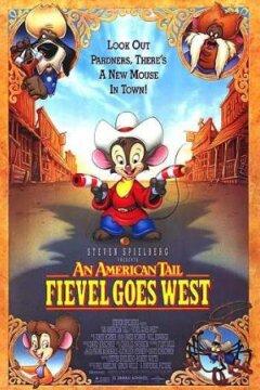 Rejsen til Amerika II: Fievel i det vilde vesten (org. version)