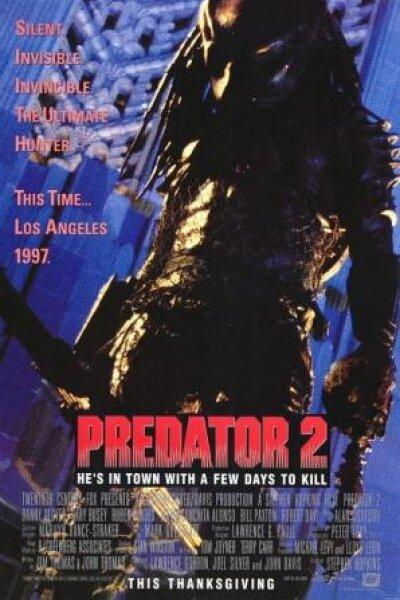 20th Century Fox - Predator 2 - Rovdyret