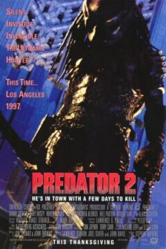 Predator 2 - Rovdyret