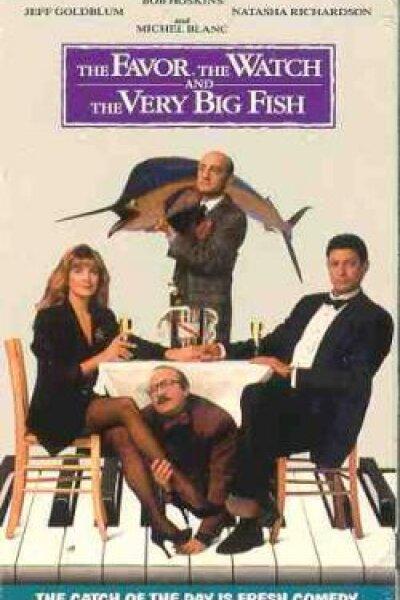 Sovereign Pictures - Tjenesten, uret og den kæmpestore fisk