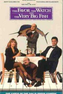 Tjenesten, uret og den kæmpestore fisk