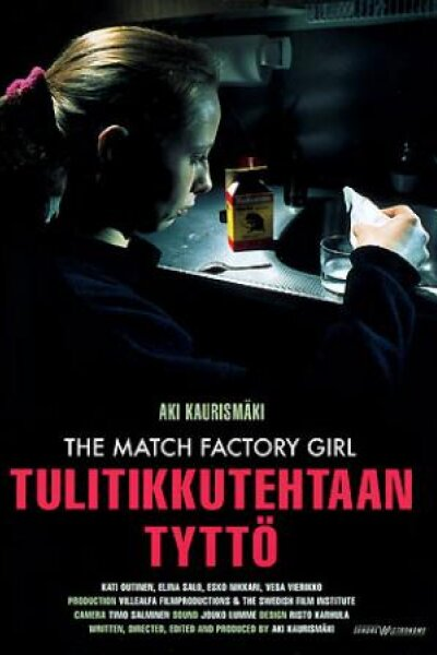 Finnkino Oy - Pigen fra tændstikfabrikken