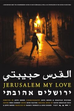Jerusalem, min elskede