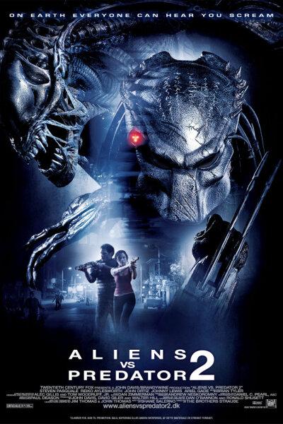 Twentieth Century-Fox Film Corporation - Aliens vs. Predator 2