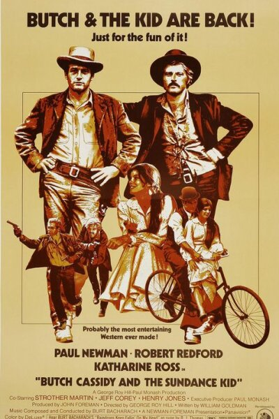 Newman-Foreman Company - Butch Cassidy and the Kid