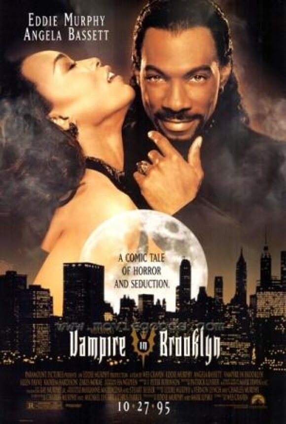 En vampyr i Brooklyn