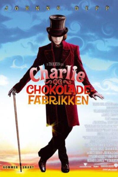 Plan B Films - Charlie og chokoladefabrikken (org. version)