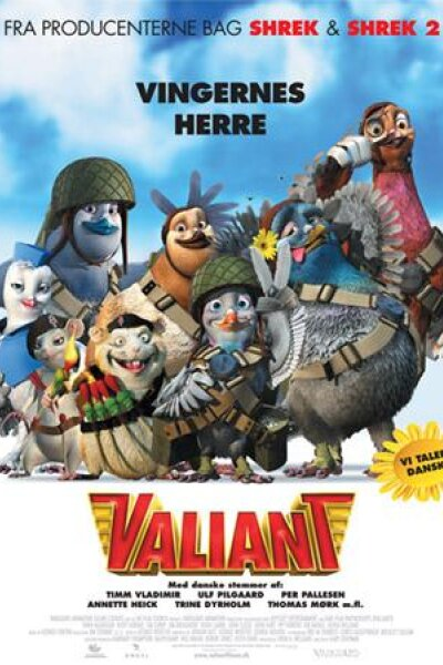 Odyssey Entertainment - Valiant