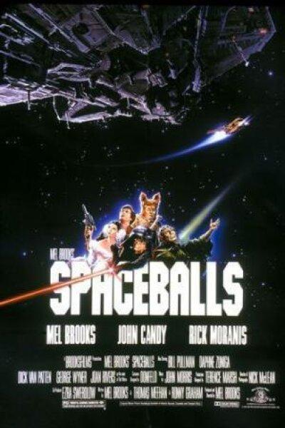 MGM (Metro-Goldwyn-Mayer) - Spaceballs - rumnødderne