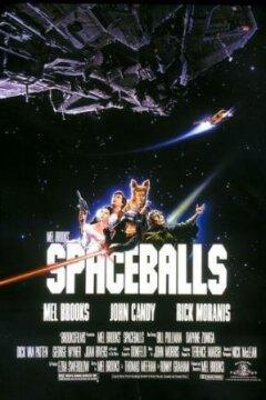 Spaceballs - rumnødderne