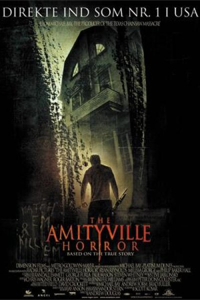 Radar Pictures - The Amityville Horror