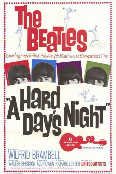 Proscenium Films - A Hard Day's Night