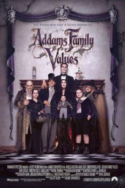 Orion Pictures Corporation - Det bli'r i familien Addams