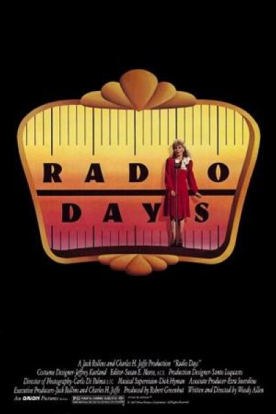 Orion Pictures Corporation - Radio Days
