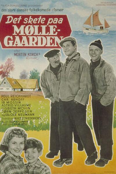 ASA Film - Det skete på Møllegaarden