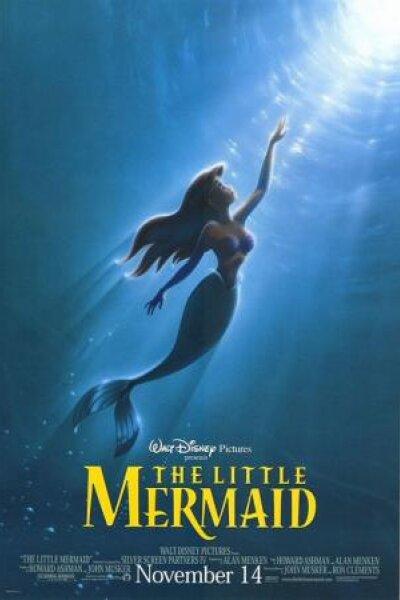 Walt Disney Pictures - Den lille havfrue